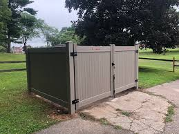 Dumpster Enclosures American Fence Company