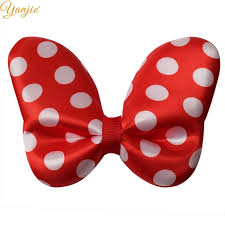 dot minnie mouse padded lovely