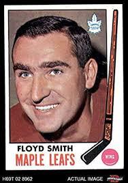 Amazon.com: 1969 Topps # 49 Floyd Smith Toronto Maple Leafs ...
