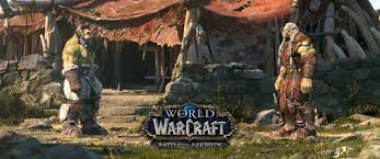 battle for azeroth a wow