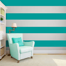 Wall Stripes Wall Decal Shop Decals From Dana Decals Striped Walls Bedroom Wall Designs Striped Walls Bedroom