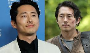 The Walking Dead: Why did Steven Yeun really leave The Walking Dead? | TV &  Radio | Showbiz & TV | Express.co.uk