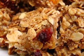 homemade gluten free granola bars