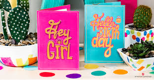 write in a birthday card for her