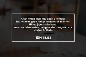 quotes inspiratif najwa shihab