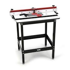 Jessem Woodworking Router Table Package Includes Phenolic Top Fence And Lift Walmart Com Walmart Com