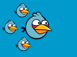 blue angry birds - Google Search   Angry bird pictures, Angry ...