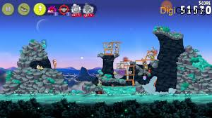 Angry Birds Rio Gameplay - Level 14