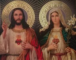 Consagración al Sagrado Corazón de Jesús y Santa María de ...