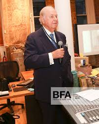 A. Alfred Taubman at Young Friends of the Taubman Institute Spring ...