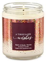 thousand wishes bath and body