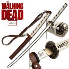The Walking Dead Limited Edition Michonne Sword
