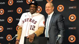 Houston Astros introduce new manager Dusty Baker in wake of sign ...