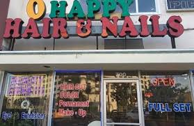 happy hair nails spa 700 w orangewood