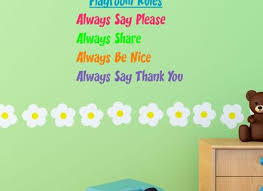 Kids Room Wall Stickers Quotes Vinyl Decals Child Playroom Wall Art Independence