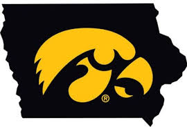 Iowa Hawkeyes Ncaa Decal Sticker Car Truck Window Bumper Laptop Wall Auto Parts And Vehicles Car Truck Graphics Decals Shaolinsindia Com