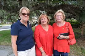 Longboat Key honors its veterans - Bobbi Johnson, Jo Ann Schwencke ...