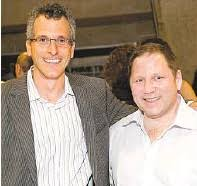 PressReader - National Post (Latest Edition): 2009-09-05 - Leafs' GM helps  drop puck for big fundraiser