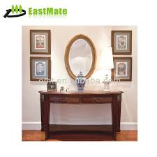 console table with mirror emt g01