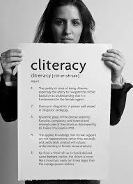 Cliteracy — A project by Sophia Wallace | by Poepeklets | Poepeklets |  Medium