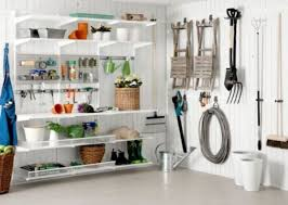 of practical garden shed storage ideas 15