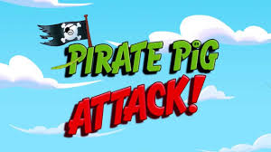 Angry Birds GO & Jenga: Pirate Pig Attack - YouTube