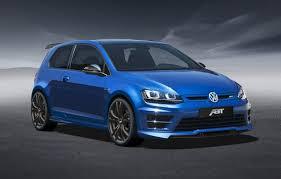 previews its 365hp volkswagen golf r