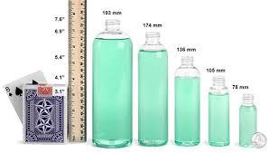 sks bottle packaging size