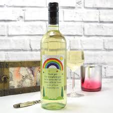 personalised wine bottles unique
