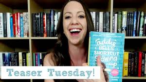 Teaser Tuesday - Addie Bell's Shortcut to Growing Up #1 - YouTube