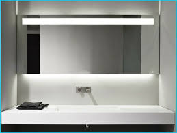 attractive bath mirror with lights