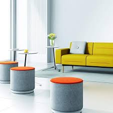 51 Fabulous Floor Poufs That Are Convenient And Comfortable