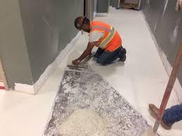terrazzo installation process