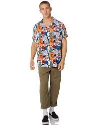misfit lively ones mens shirt pastel
