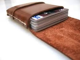 leather wallet men wallet brown wallet