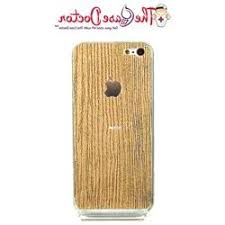 Tcd Iphone 5 5s Vinyl Wood Decal Sticker