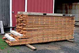 a simple approach to drying lumber