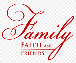 Family Faith And Friends Vinyl Decal Sticker Quote Cursive Fancy Letter Q Free Transparent Png Clipart Images Download