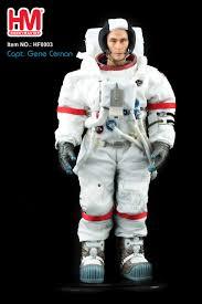 HM-HF0003] Hobby Master Capt Gene Cernan The Last Man on the Moon ...