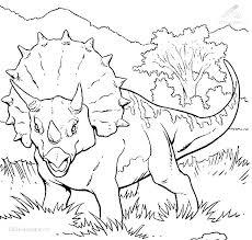Kleurplaat Dieren Dinosaurus Kleurplaat Dinosaurus