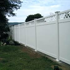 Install Vinyl Fence How To Freedom Gate Kit Build A Installing On Slope Fe Muconnect Co
