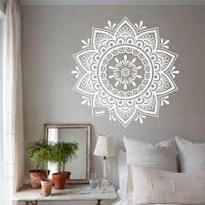 Bohemian Mandala Wall Sticker Gallery Wallrus Free Worldwide Shipping
