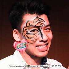 face painting for party
