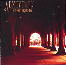 The Death of Tragedy (Abney Park album) - Wikipedia