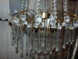 chandelier glass crystals at rs 3000
