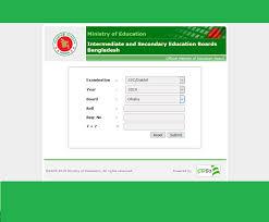 SSC Exam Result Mark sheet 2019 Archives - Jobs Test bd