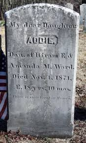 Addie Ward (1852-1871) - Find A Grave Memorial