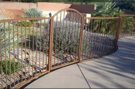 Tucson Pool Fence Gates Economy Series Affordable Fence And Gates