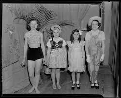 Brewster PTA Variety Show, Constance Hibbard, Myrtle Davis ...