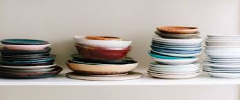 old dishes are not recyclable here s